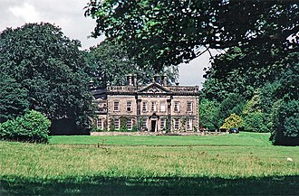Grade I listed buildings in West Yorkshire - Image: Farfield Hall, Addingham (geograph 3489481)