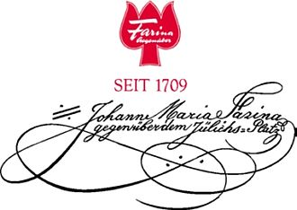 Johann Maria Farina gegenüber dem Jülichs-Platz - Image: Farina 1709