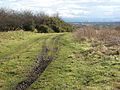 Farm track above High Stotfold - geograph.org.uk - 344747.jpg