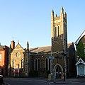 Farnham Methodist Church, South Street, Farnham (May 2015) (1).jpg