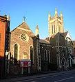 Farnham Methodist Church, South Street, Farnham (May 2015) (2).JPG
