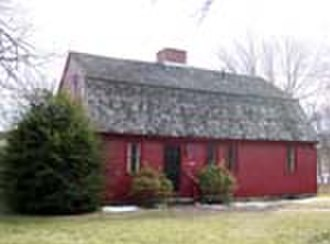 National Register of Historic Places listings in Worcester County, Massachusetts - Image: Farnum House 150