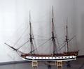 Fartygsmodell-BELLONA - Sjöhistoriska museet - O 00022.tif
