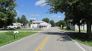 Lewis Township, Brown County, Ohio - State Route 505 in Feesburg