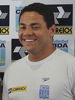 Felipe França Silva Brazilian swimmer