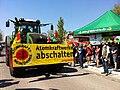 Fendt 930 Vario, Grüne NRW, Demo 25 Jahre Tschernobyl, Gronau 20110425.jpg