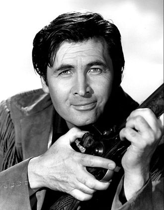 Daniel Boone (1964 TV series) - Parker as Daniel Boone