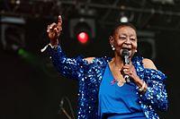 Festival des Vieilles Charrues 2016 - Calypso Rose - 011.jpg