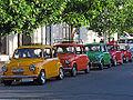 Fiat 600 & Zastava 750 (15854939965).jpg