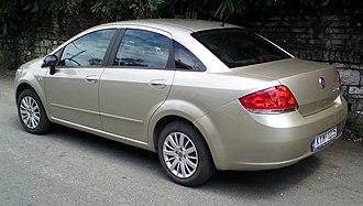 Fiat Linea - Fiat Linea