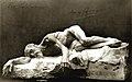 Fin de Labeur par le sculpteur Alix Marquet 1903.jpg