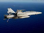 Final approach towards the USS Ronald Reagan DVIDS128061.jpg