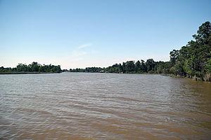 Fish River (Alabama) - Image: Fish River (Alabama)