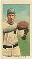 Fisher, Vernon Team, baseball card portrait LCCN2008677349.tif