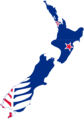 Flag map of New Zealand (Kyle Lockwood Proposal).png