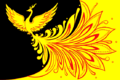 Flag of Palekh (Ivanovo oblast).png