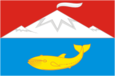 Flag of Ust-Kamchatsk rayon (Kamchatka krai).png