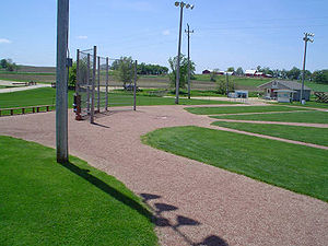 Field of Dreams (Dubuque County, Iowa) - Home Plate