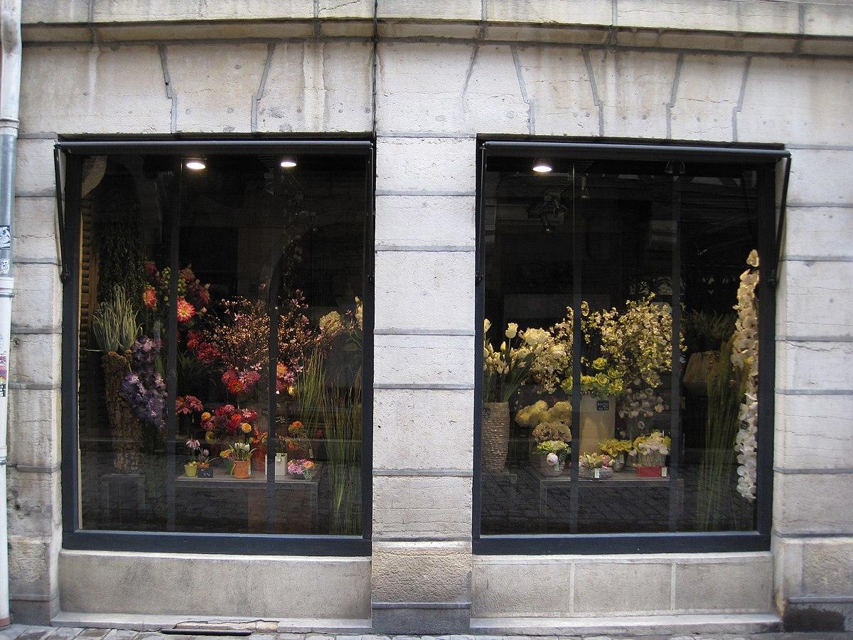 Fleuriste wikip dia for Bouquet de fleurs wiki