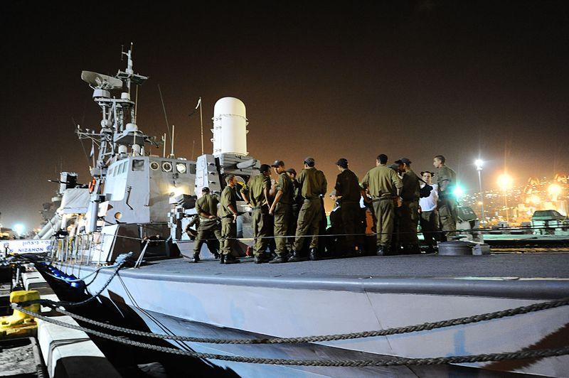 File:Flickr - Israel Defense Forces - Israeli Navy Preparing for Flotilla Operation (4).jpg