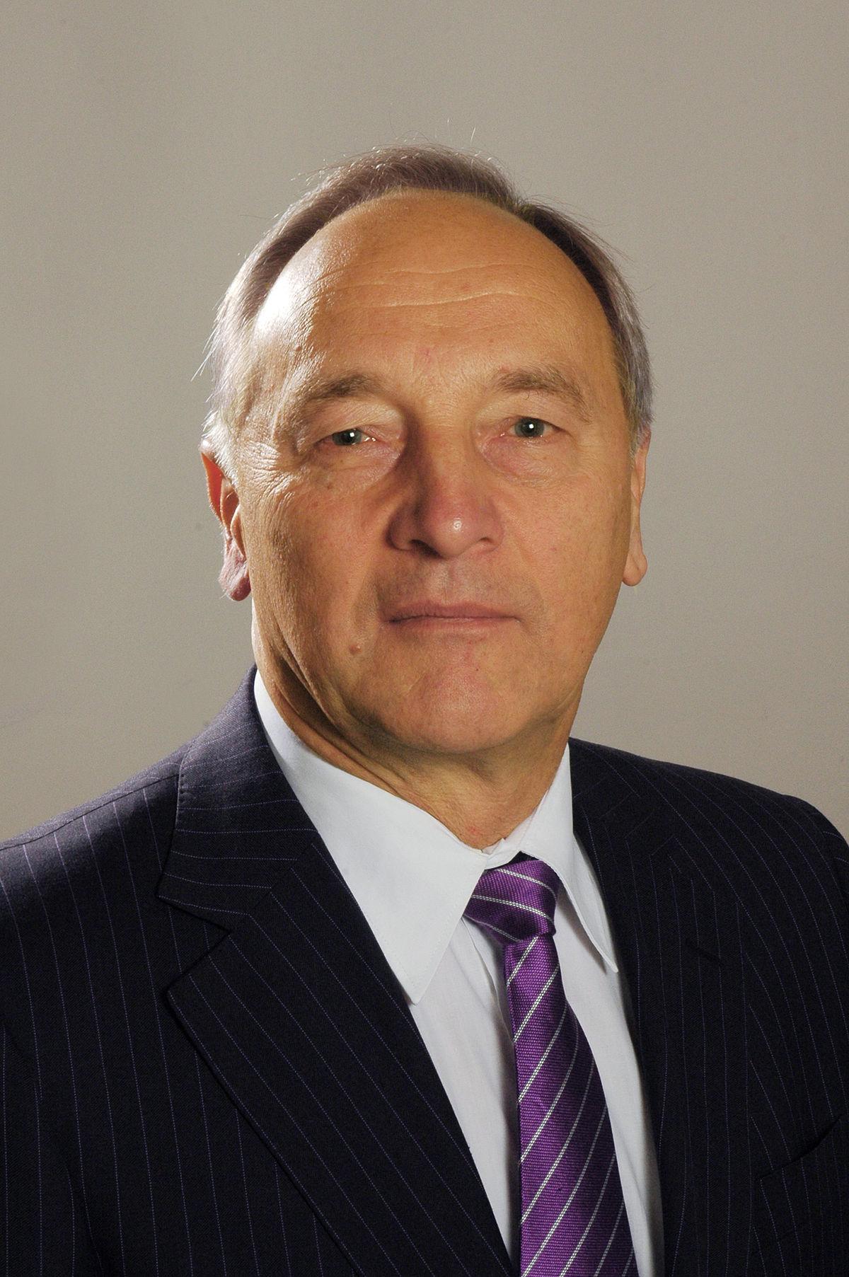 Andris Bērziņš (Latvian President) - Wikipedia