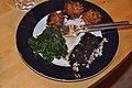 Flickr - cyclonebill - Victoriabars med oliventapenade, spinat og rodfrugt-rösti.jpg