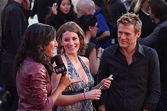 Etalk - Former co-host Tanya Kim interviews Bryan Adams and Kathleen Edwards at the 2009 Juno Awards