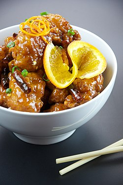 Orange Chicken Wikipedia
