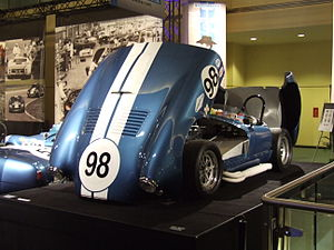 "Carroll Shelby International - ""Flip-Top"" prototype"