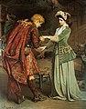 Flora MacDonalds Farewell to Bonnie Prince Charlie.jpg
