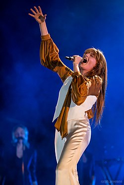 and lost florence and the machine