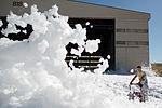 Flurry of foam released at Travis (3).jpg