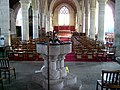 Font, St Mary's Church, Pembridge - geograph.org.uk - 1157761.jpg