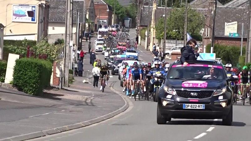 File:Fontaine-au-Pire - Quatre jours de Dunkerque, étape 2, 7 mai 2015, départ (D3).ogv