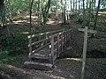Footbridge on Footpath 1368 - geograph.org.uk - 248671.jpg