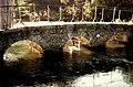 Footbridge over River Coln (geograph 5220449).jpg