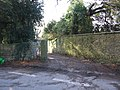 Footpath off Brewery Hill - geograph.org.uk - 357041.jpg