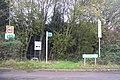Footpath on Hewitts Road - geograph.org.uk - 1574144.jpg