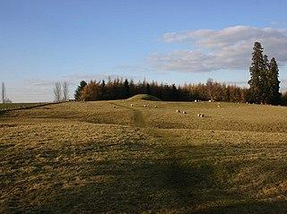 Preston on Stour village in United Kingdom