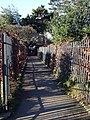 Footpath to Cricklewood - geograph.org.uk - 1128156.jpg