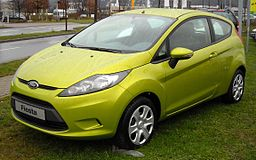 Ford Fiesta 2008 front 20081206