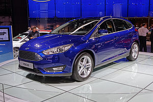 Ford Focus - Mondial de l'Automobile de Paris 2014 - 002.jpg