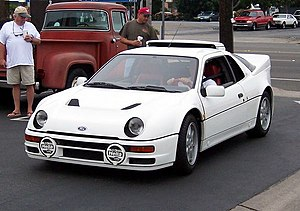 Ford RS200 - Image: Ford RS200
