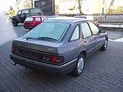 Ford Sierra liftback 5-dveřový 1,8i LX, verze od roku 1990