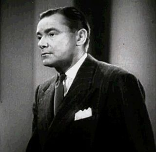 Herbert Marshall English actor