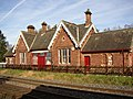 Former railway station, Long Marton - geograph.org.uk - 276367.jpg
