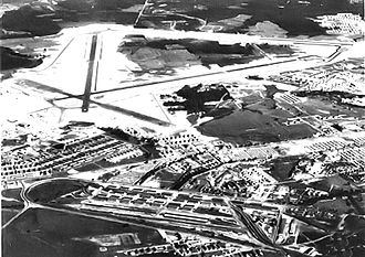 McGuire Air Force Base - Fort Dix Army Air Base, 1943