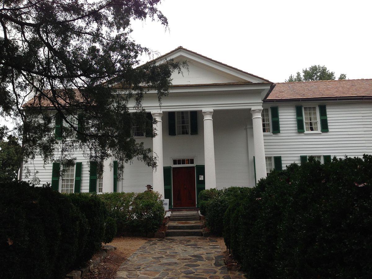 Fort Hill (Clemson, South Carolina) - Wikipedia