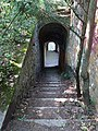 Fort de Loyasse - Escalier - En descendant.jpg