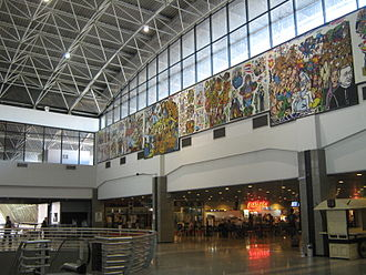 Pinto Martins – Fortaleza International Airport - Image: Fortaleza Int'l Airport (FOR) 1